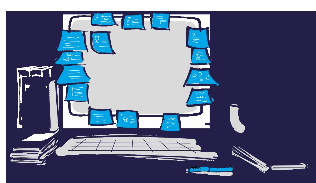 Büro-Organisation für kleine und mittlere Unternehmen